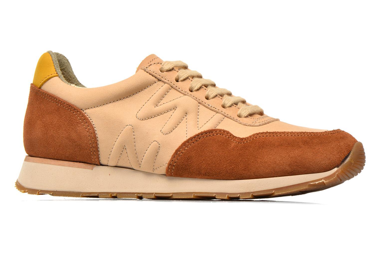 Sneakers El Naturalista Walky ND90 Beige achterkant