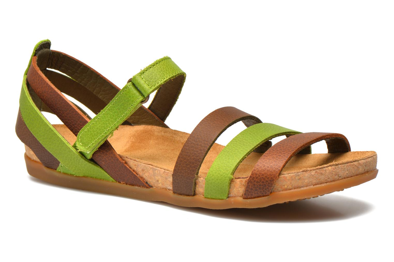 Sandals El Naturalista Zumaia NF42 Multicolor detailed view/ Pair view