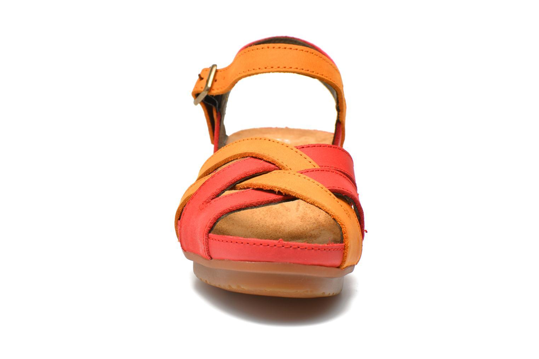 Sandales et nu-pieds El Naturalista Code ND27 Multicolore vue portées chaussures