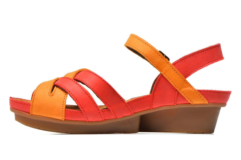 Sandales et nu-pieds El Naturalista Code ND27 Multicolore vue face