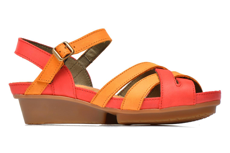 Sandales et nu-pieds El Naturalista Code ND27 Multicolore vue derrière