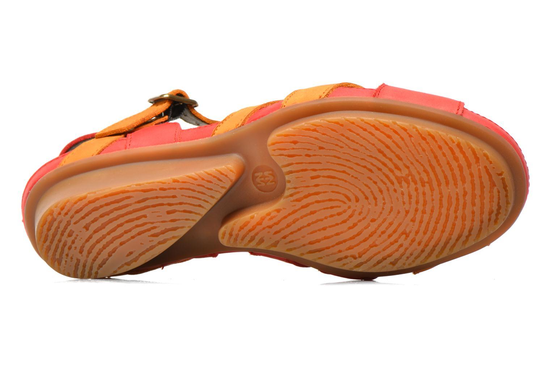Sandales et nu-pieds El Naturalista Code ND27 Multicolore vue haut
