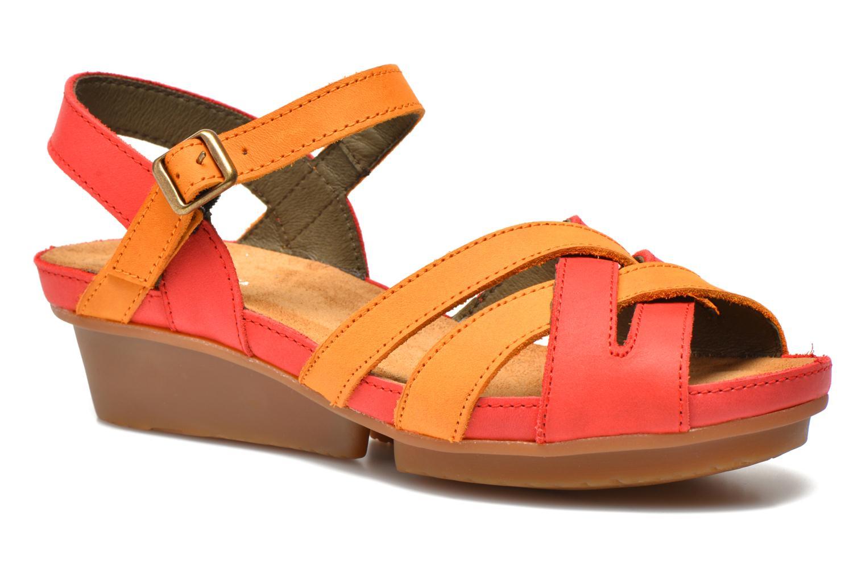 Sandales et nu-pieds El Naturalista Code ND27 Multicolore vue détail/paire