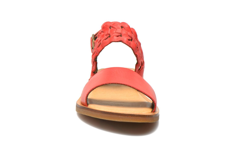 Sandales et nu-pieds El Naturalista Tulip NF31 Rouge vue portées chaussures