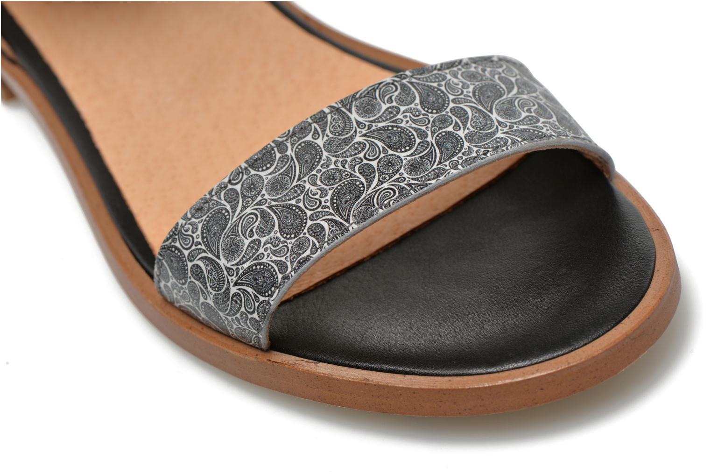 Sandales et nu-pieds Made by SARENZA Discow Girl #6 Noir vue derrière