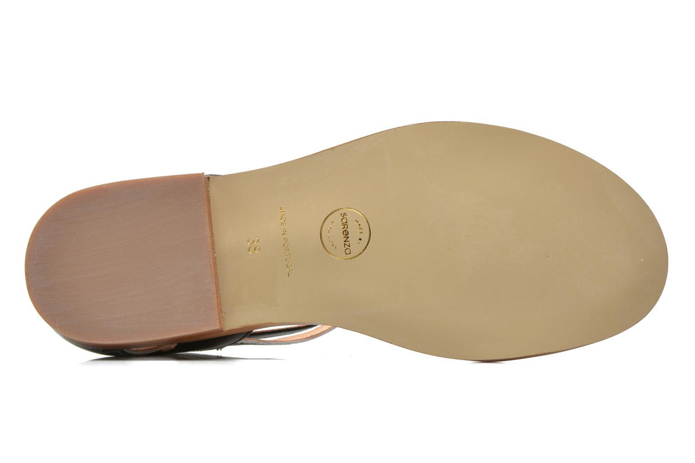Sandales et nu-pieds Made by SARENZA Discow Girl #6 Noir vue gauche