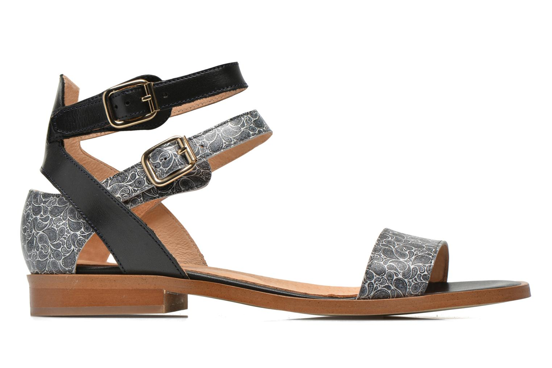 Sandales et nu-pieds Made by SARENZA Discow Girl #6 Noir vue détail/paire