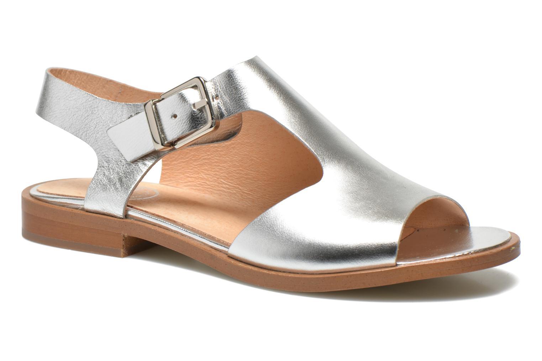 Sandalen Made by SARENZA Menthe Hello #13 gold/bronze ansicht von vorne