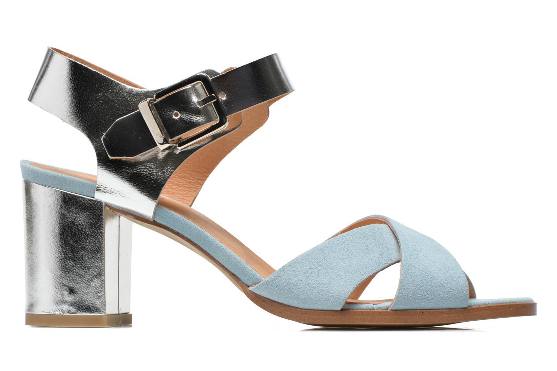 Sandales et nu-pieds Made by SARENZA Menthe Hello #19 Bleu vue détail/paire
