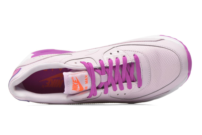 Sneaker Nike W Air Max 90 Ultra Essential lila ansicht von links
