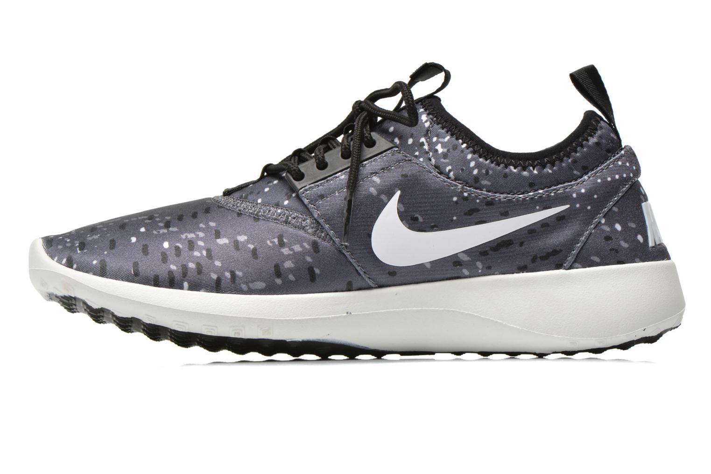 Wmns Nike Juvenate Print Dark Grey/White-Black-Pr Pltnm