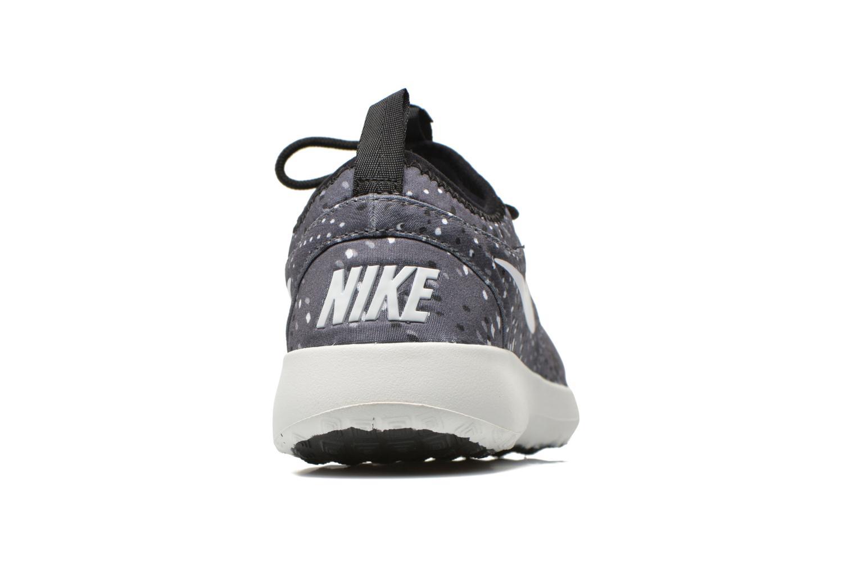 Baskets Nike Wmns Nike Juvenate Print Gris vue droite