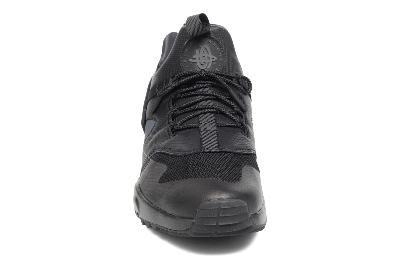 Sneaker Nike Nike Air Huarache Utility Prm schwarz schuhe getragen