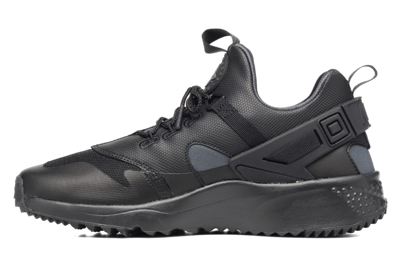 Sneakers Nike Nike Air Huarache Utility Prm Svart bild från framsidan