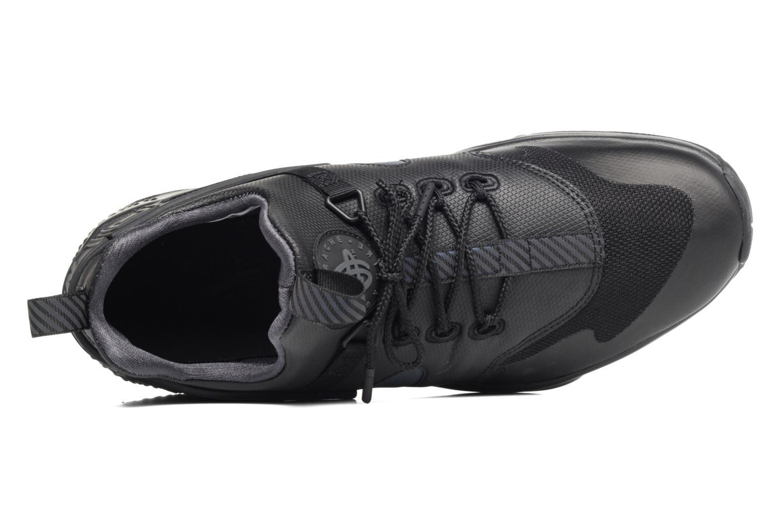 Sneaker Nike Nike Air Huarache Utility Prm schwarz ansicht von links