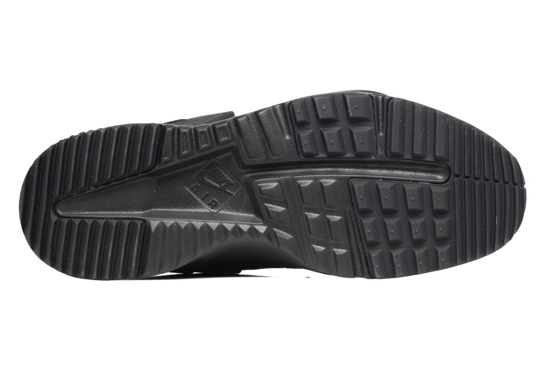 Sneaker Nike Nike Air Huarache Utility Prm schwarz ansicht von oben