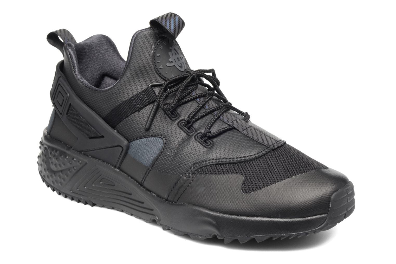 Baskets Nike Nike Air Huarache Utility Prm Noir vue détail/paire