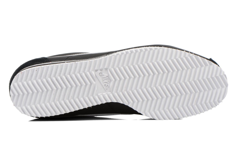 Sneaker Nike Classic Cortez Nylon schwarz ansicht von oben