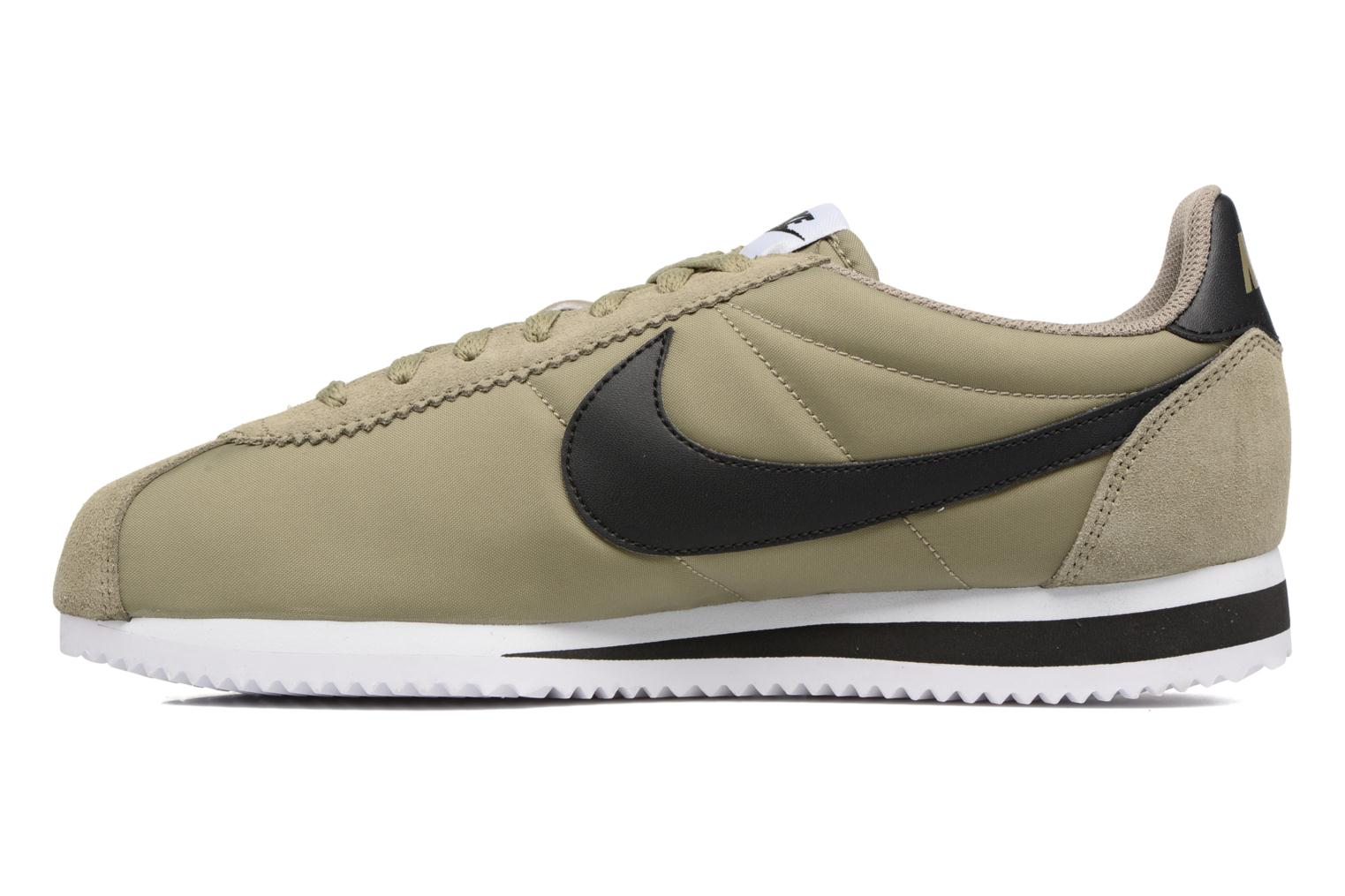 Trainers Nike Classic Cortez Nylon Green front view