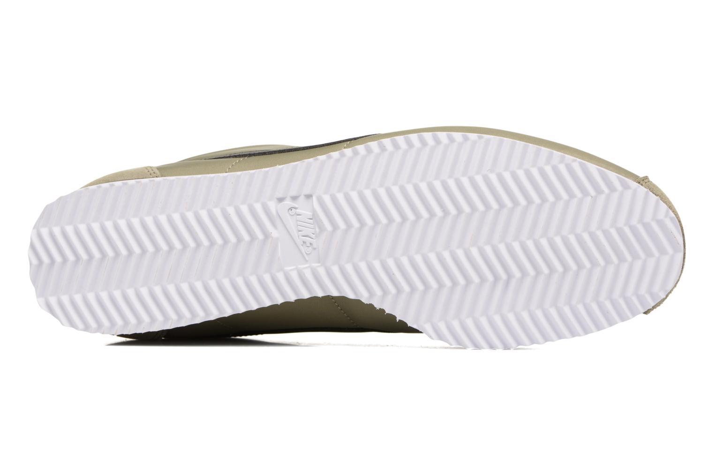 Sneaker Nike Classic Cortez Nylon grün ansicht von oben
