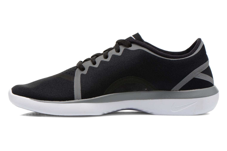Sportschuhe Nike Wmns Nike Lunar Sculpt schwarz ansicht von vorne