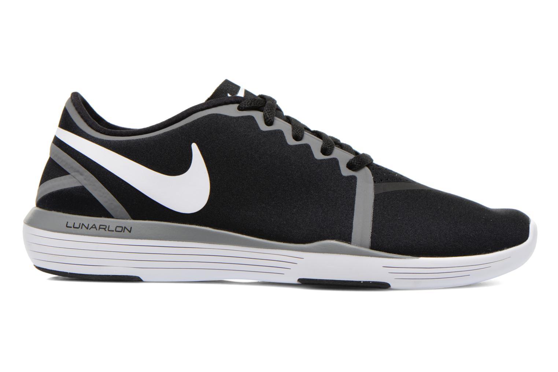 Sportschuhe Nike Wmns Nike Lunar Sculpt schwarz ansicht von hinten