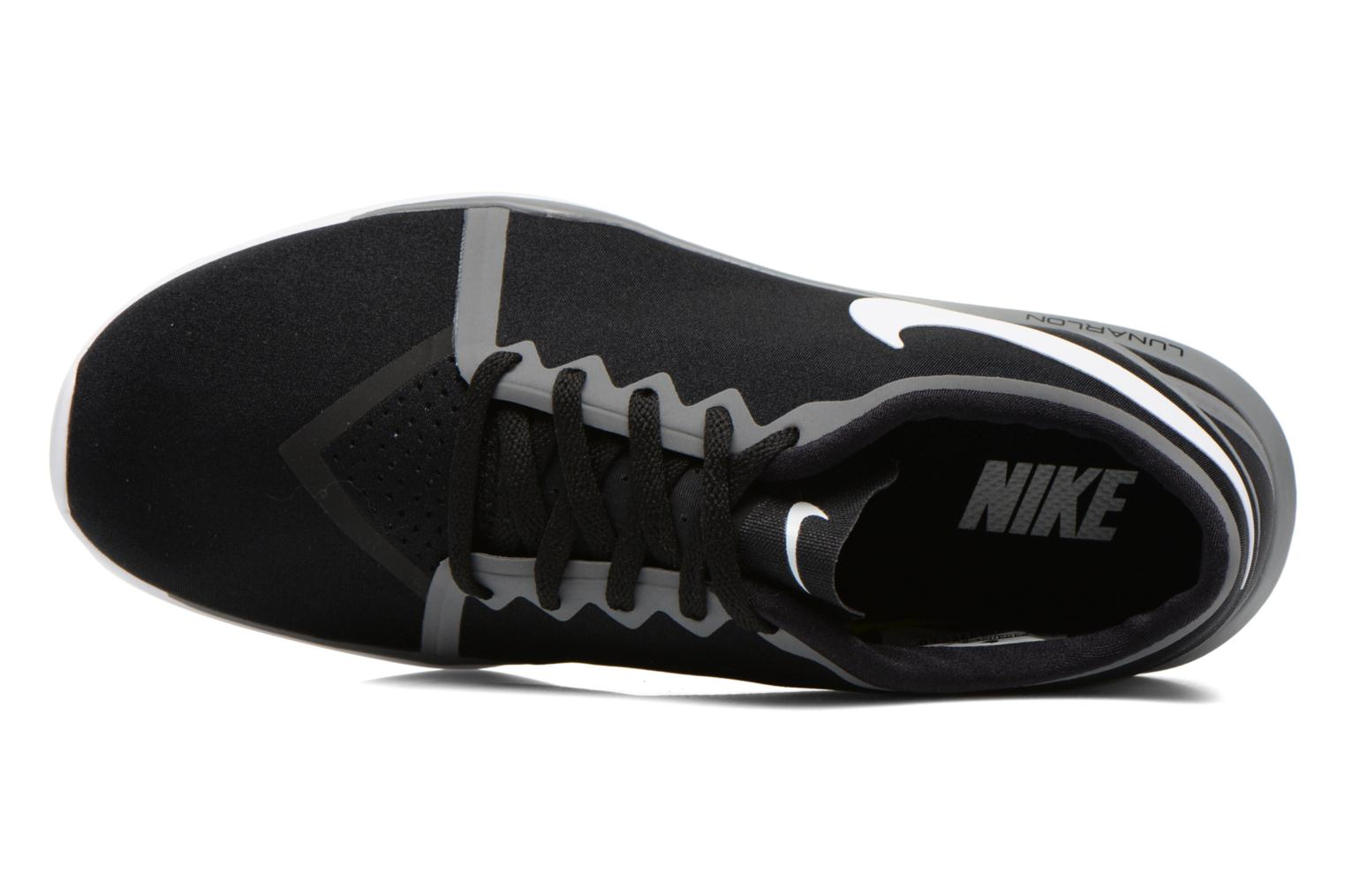 Sport shoes Nike Wmns Nike Lunar Sculpt Black view from the left