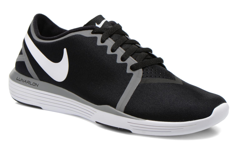 Sportschuhe Nike Wmns Nike Lunar Sculpt schwarz detaillierte ansicht/modell