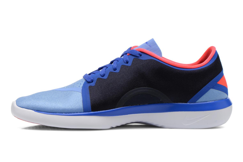 Chaussures de sport Nike Wmns Nike Lunar Sculpt Bleu vue face