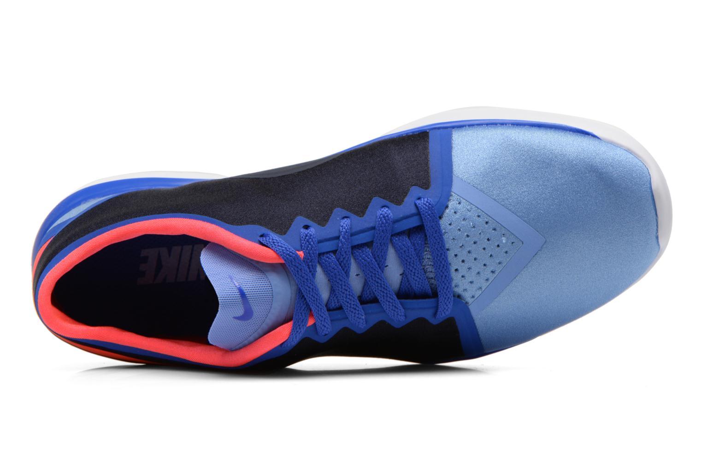 Chaussures de sport Nike Wmns Nike Lunar Sculpt Bleu vue gauche