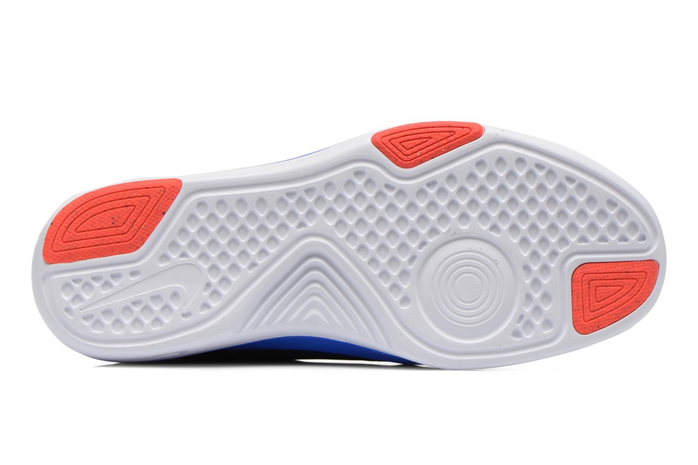 Chaussures de sport Nike Wmns Nike Lunar Sculpt Bleu vue haut
