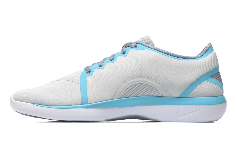 Chaussures de sport Nike Wmns Nike Lunar Sculpt Gris vue face