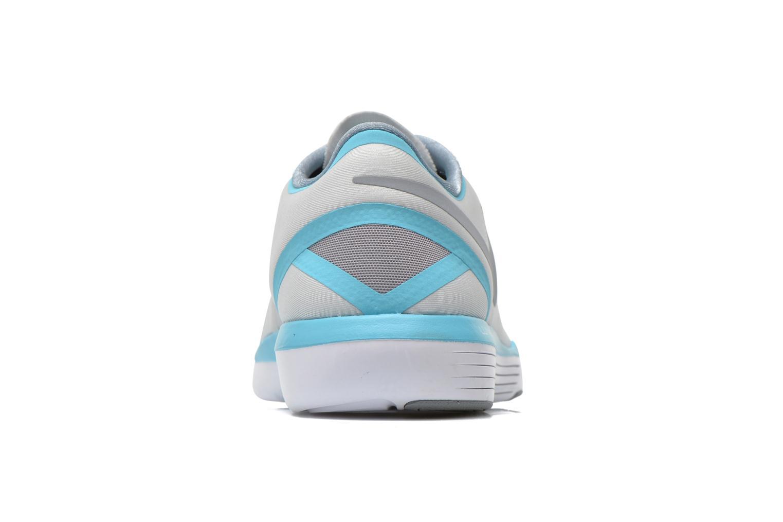 Chaussures de sport Nike Wmns Nike Lunar Sculpt Gris vue droite
