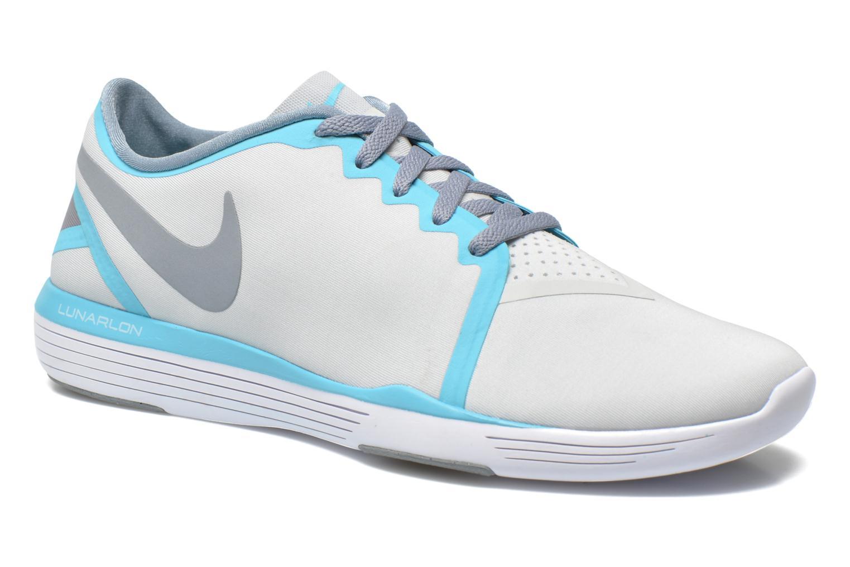 Zapatillas de deporte Nike Wmns Nike Lunar Sculpt Gris vista de detalle / par