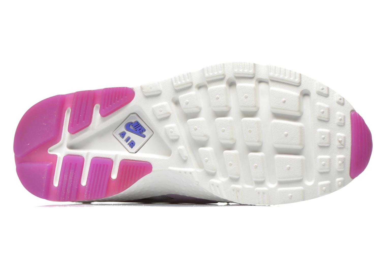 Baskets Nike W Air Huarache Run Ultra Violet vue haut
