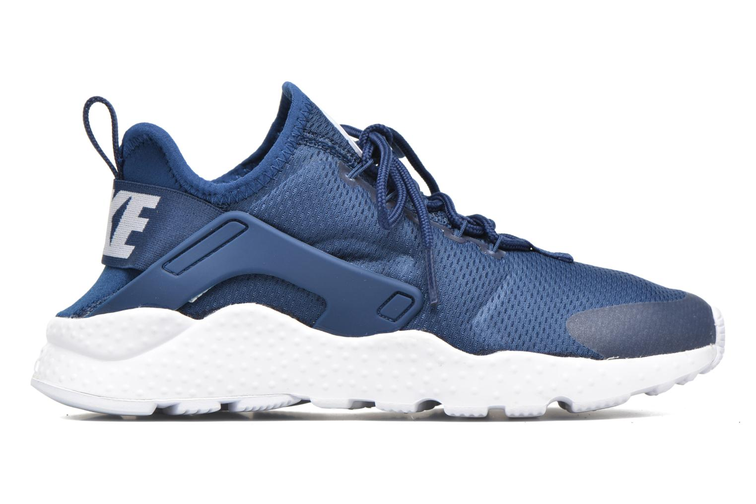 Baskets Nike W Air Huarache Run Ultra Bleu vue derrière