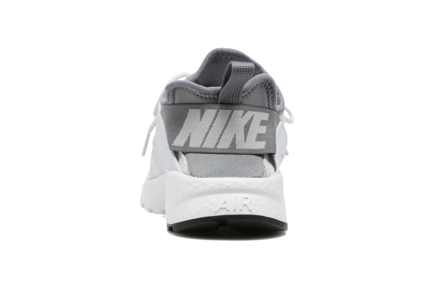 Trainers Nike W Air Huarache Run Ultra Grey view from the right