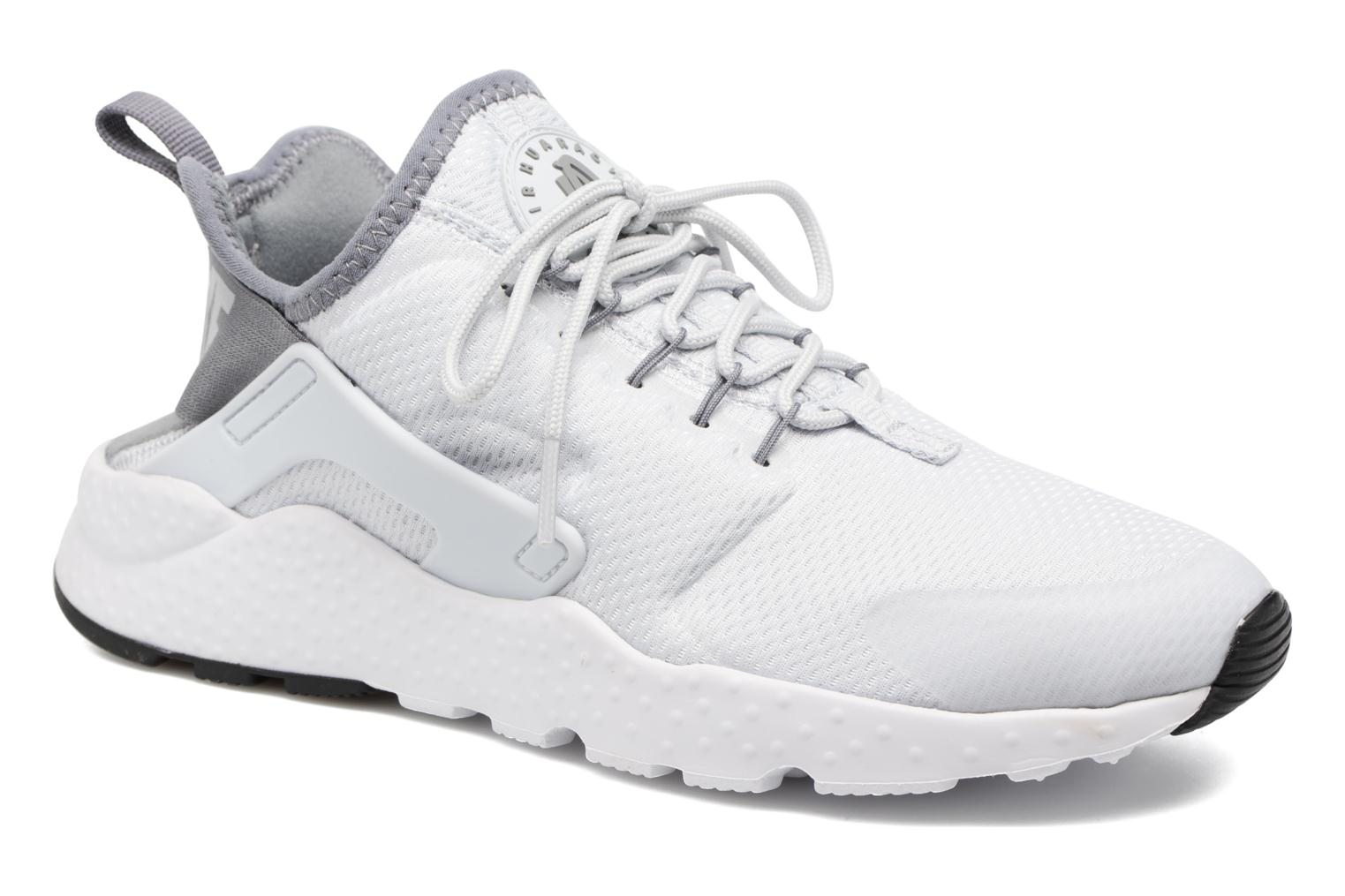 Nike W Air Huarache Run Ultra (Gris) - Baskets chez Sarenza (297365)