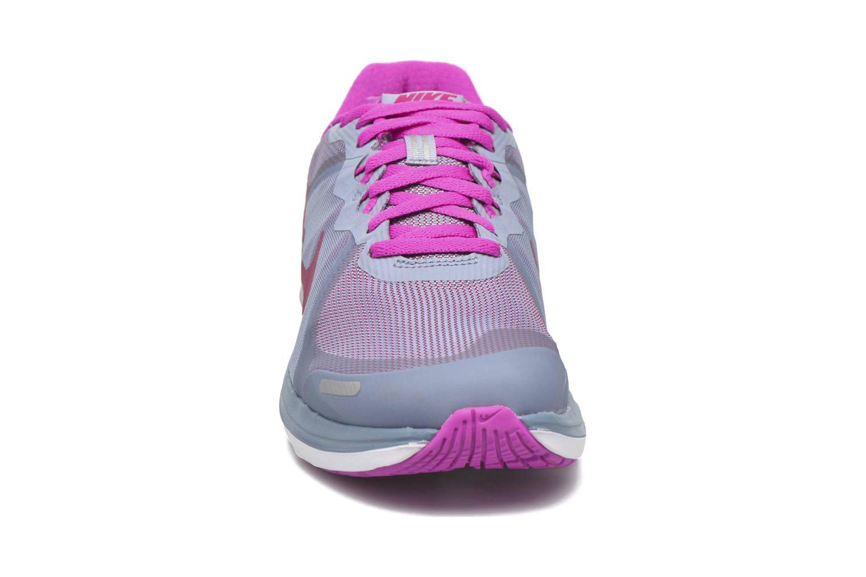 Chaussures de sport Nike Wmns Nike Dual Fusion X 2 Bleu vue portées chaussures