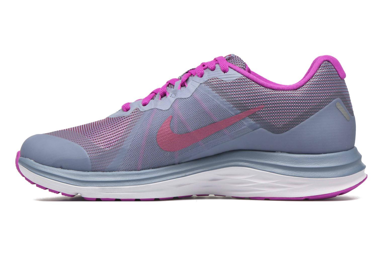 Chaussures de sport Nike Wmns Nike Dual Fusion X 2 Bleu vue face