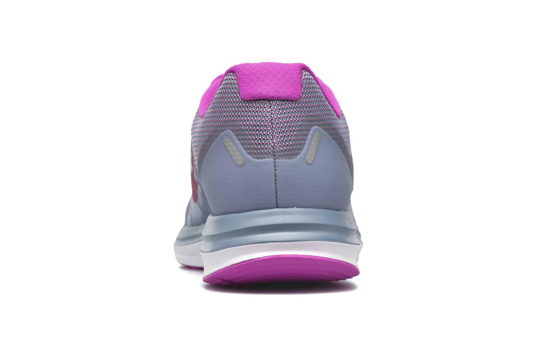 Chaussures de sport Nike Wmns Nike Dual Fusion X 2 Bleu vue droite