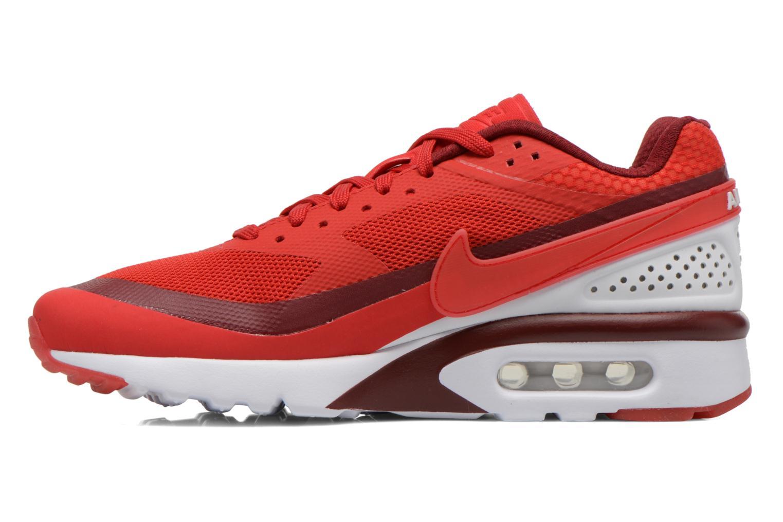 Sneaker Nike Nike Air Max Bw Ultra rot ansicht von vorne
