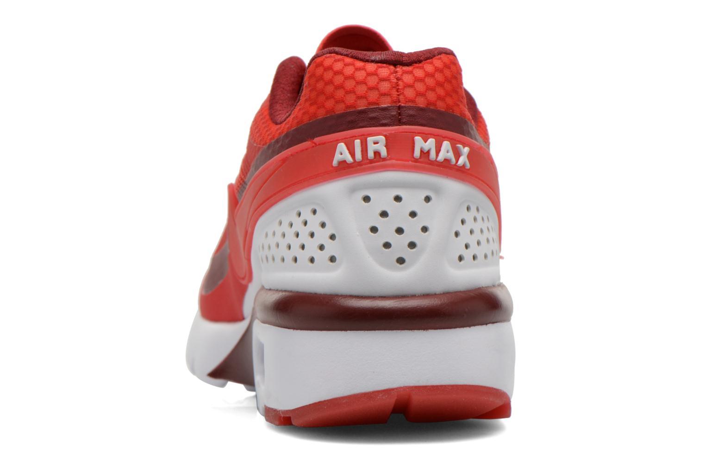 Deportivas Nike Nike Air Max Bw Ultra Rojo vista lateral derecha