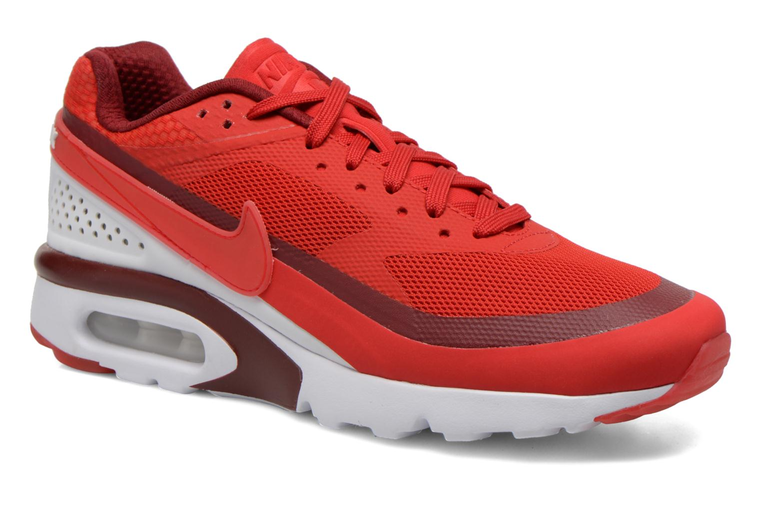 Baskets Nike Nike Air Max Bw Ultra Rouge vue détail/paire