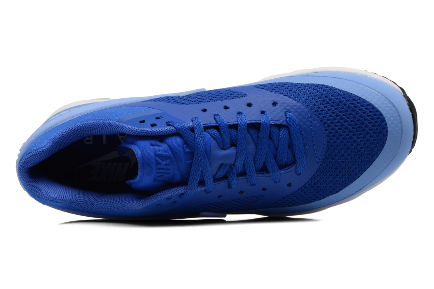 Trainers Nike W Air Max Bw Ultra Blue view from the left