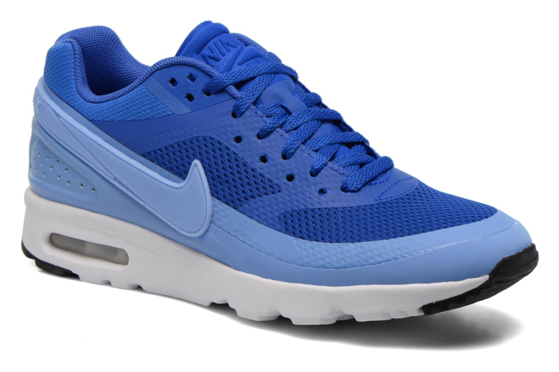 Sneakers Nike W Air Max Bw Ultra Blå detaljeret billede af skoene
