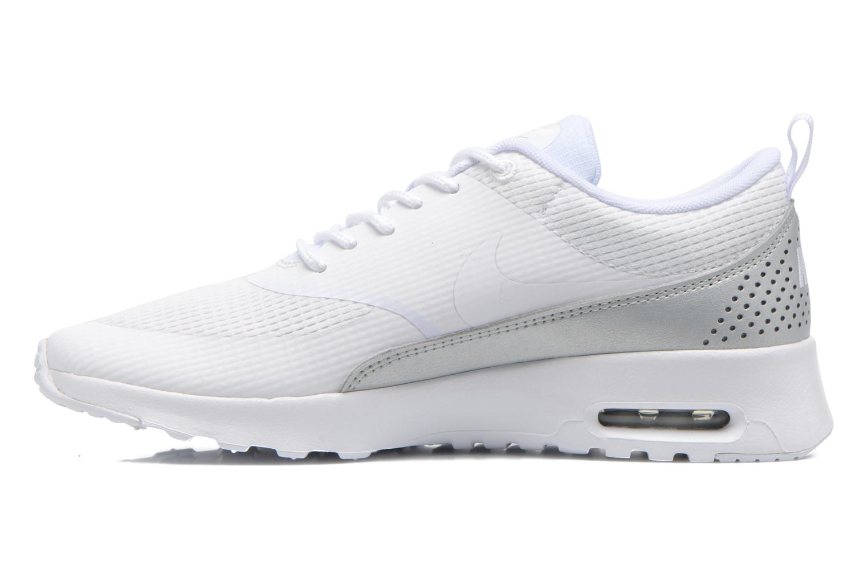Sneakers Nike W Nike Air Max Thea Txt Wit voorkant