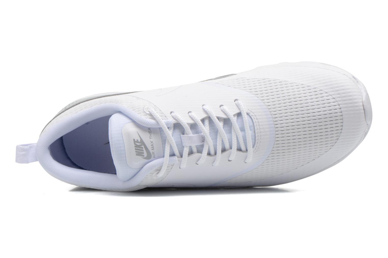 Deportivas Nike W Nike Air Max Thea Txt Blanco vista lateral izquierda
