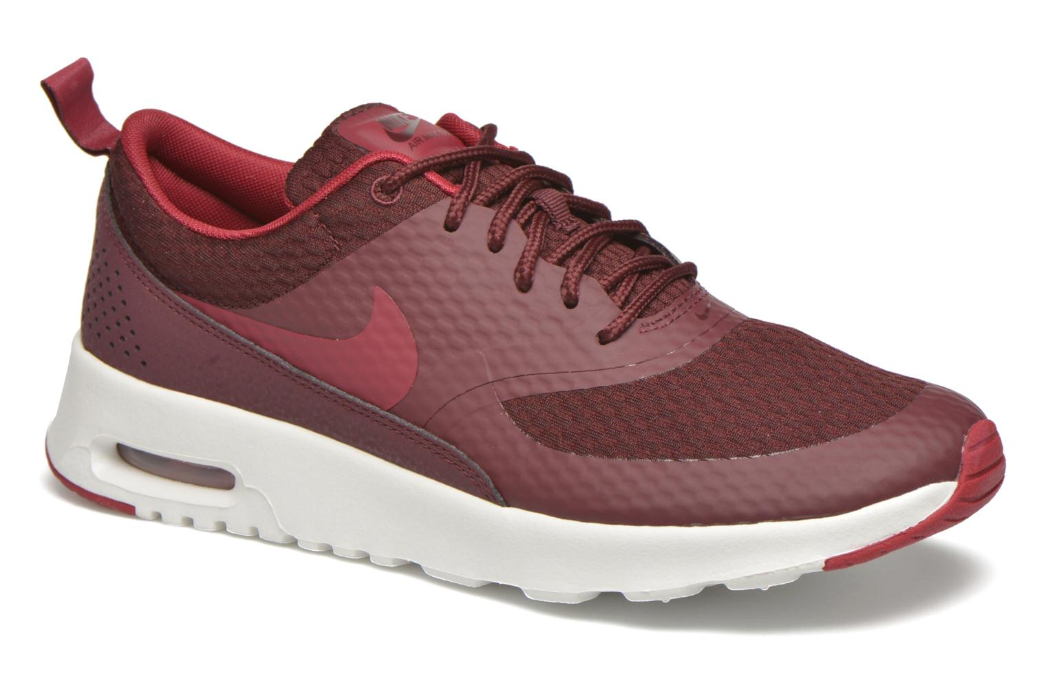 nike air max thea burgundy. Black Bedroom Furniture Sets. Home Design Ideas