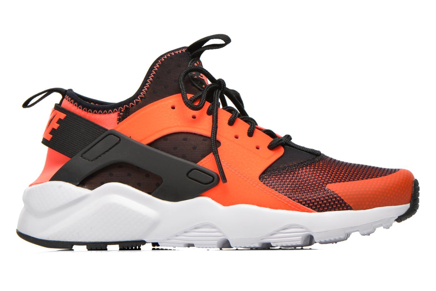 Nike Air Huarache Run Ultra Black/Total Crimson-White